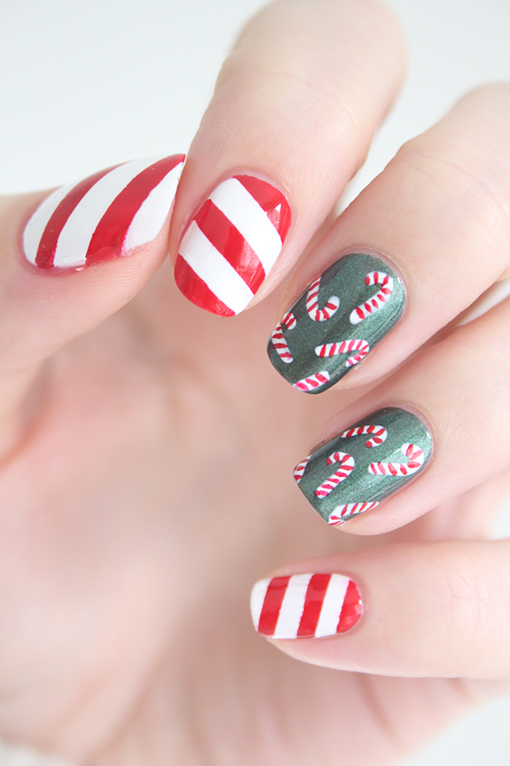 candy-cane-nails-1