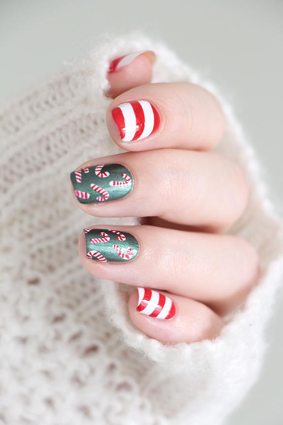 candy-cane-nails-3