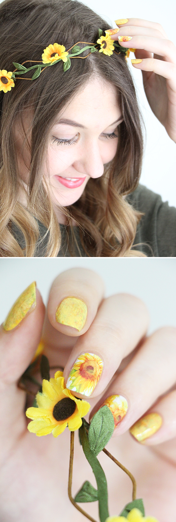 sunflower-nails-4