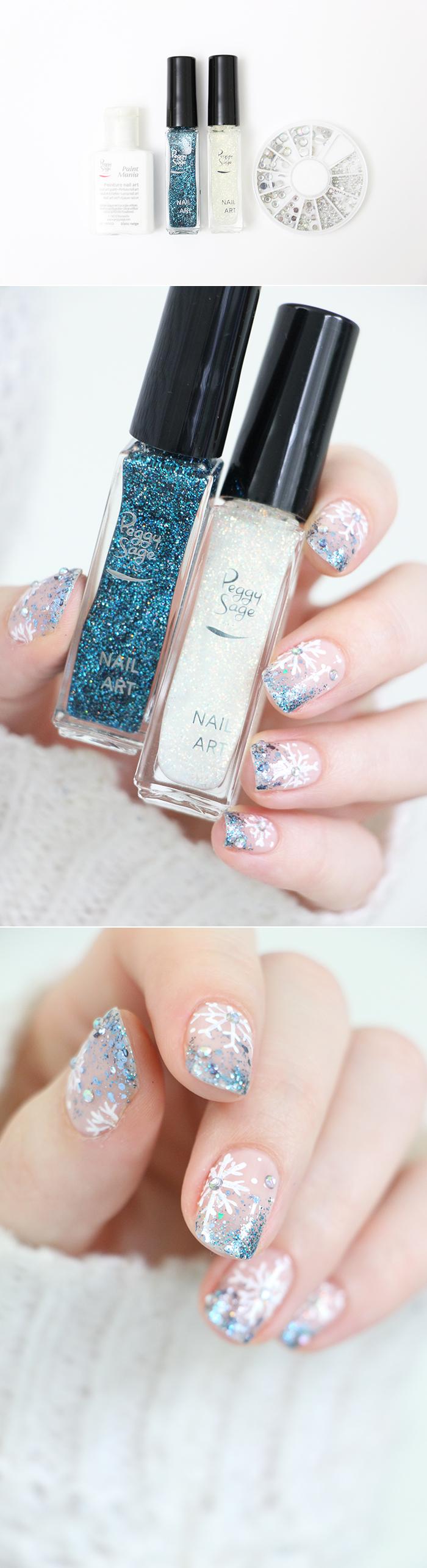 nail-art-flocons-snowflakes-3